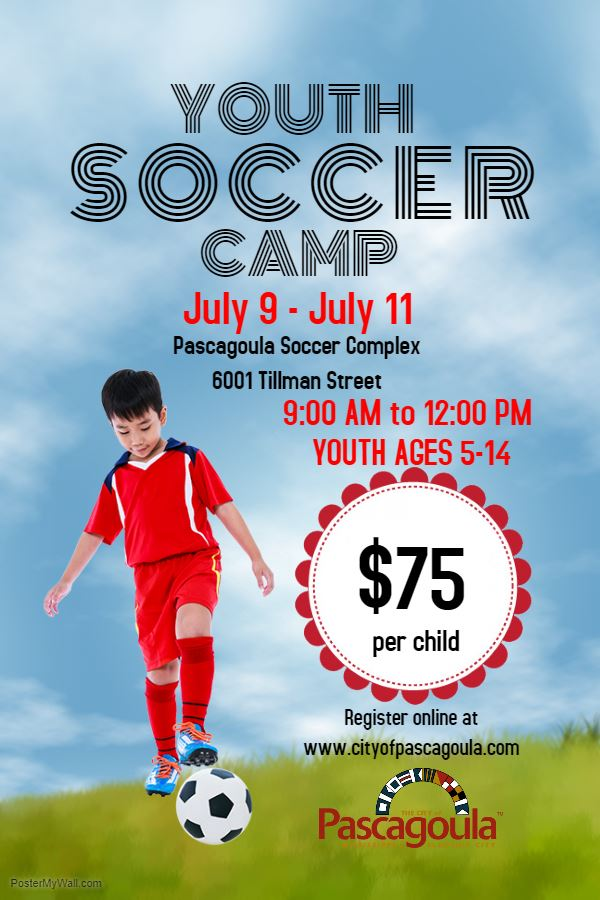 Copy of Soccer Camp Event Flyer Template (2)