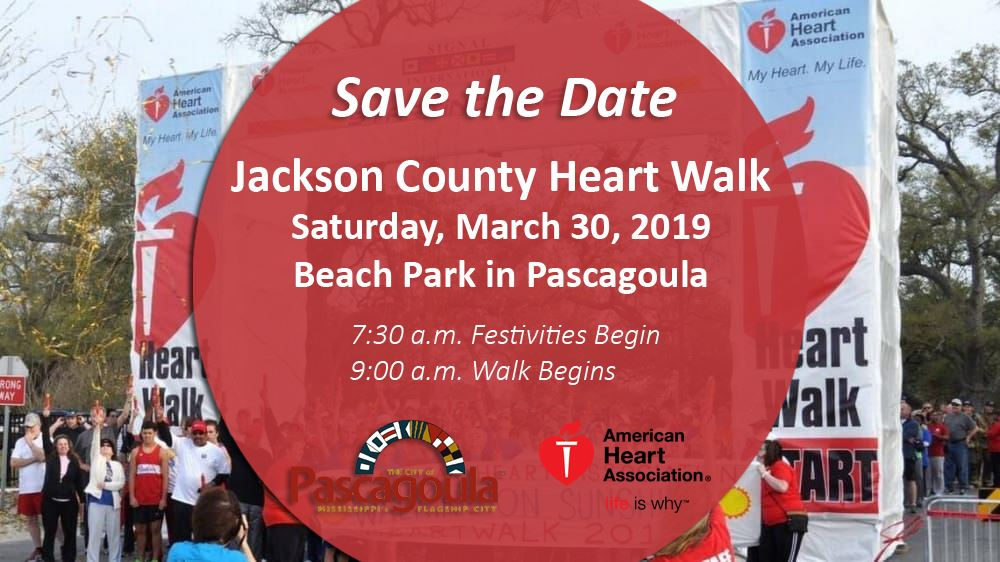Heart Walk - Save the Date