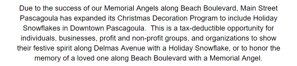 Christmas Decorations Information