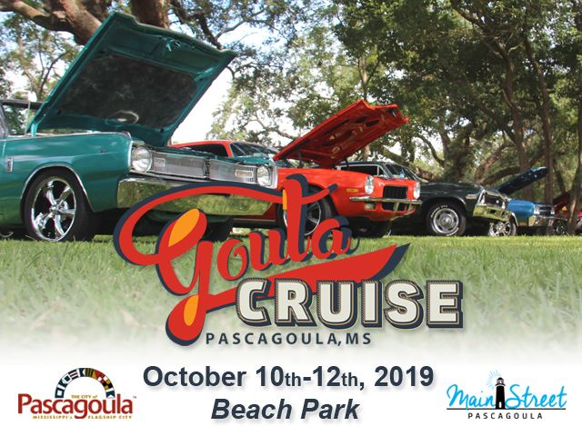 2019 Goula Cruise Save the Date