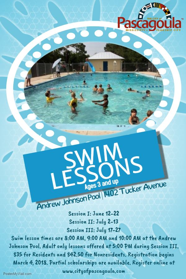 Copy of Swimming Lessons Flyer Template (1)