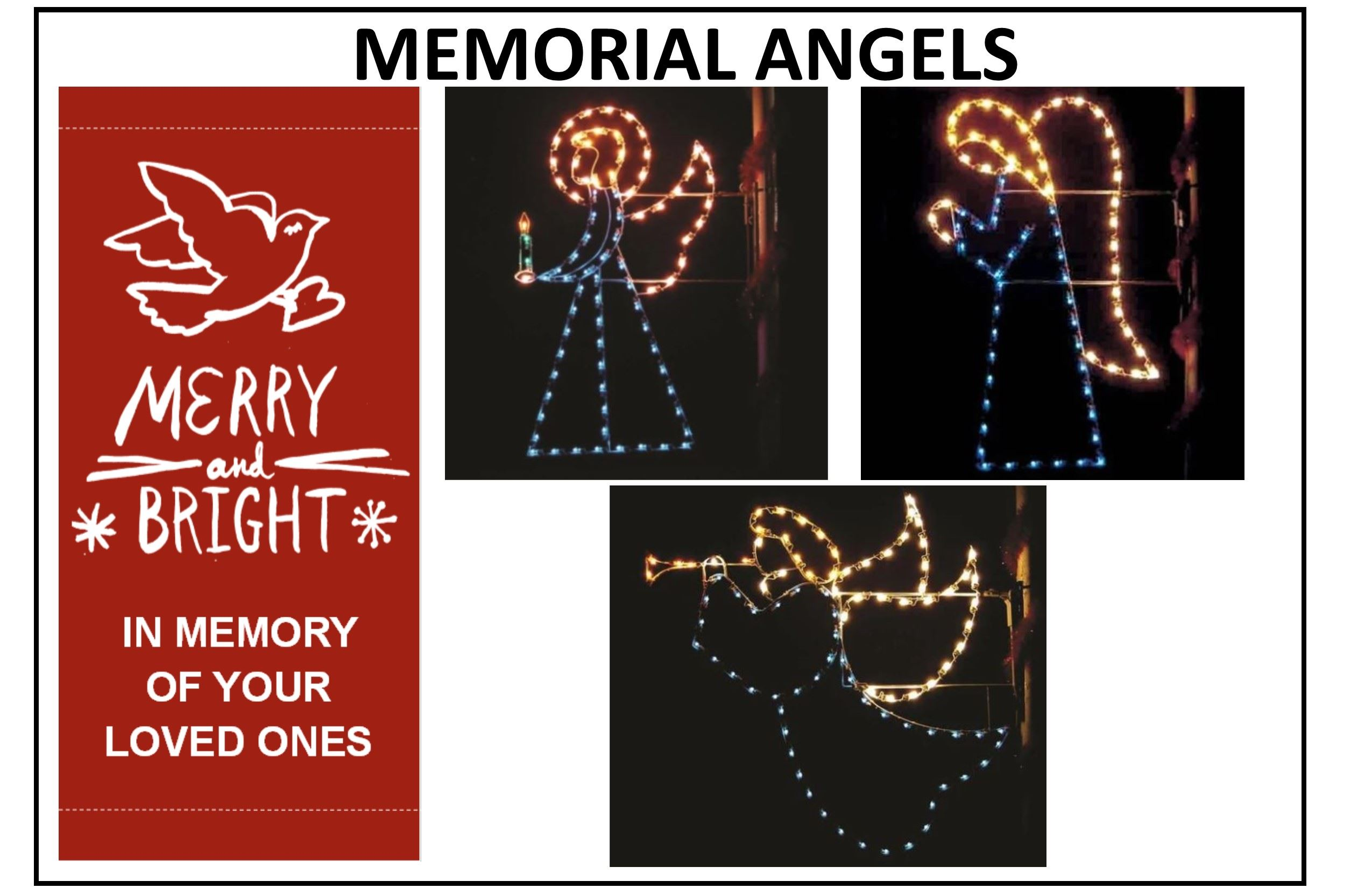 Memorial Angels Graphics